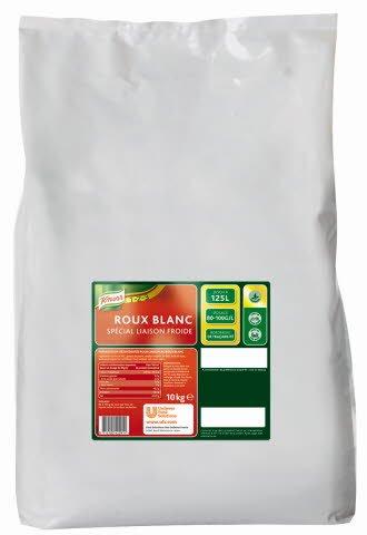 Roux Blanc Spécial Liaison Froide 10kg -