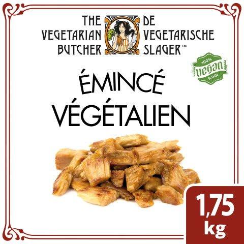 The Vegetarian Butcher Emincé végétalien -