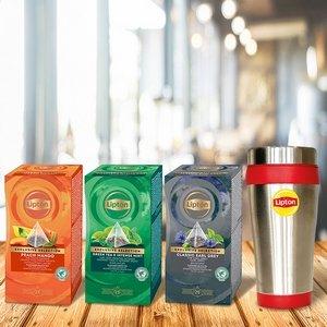 Un thermos Lipton offert ! -
