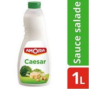 Une Amora Sauce Caesar Salade & Sandwich 1L offerte ! -