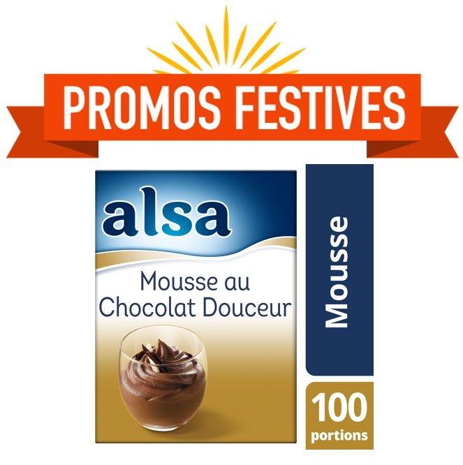 Une boîte de Mousse Choco-Douceur Alsa offerte !