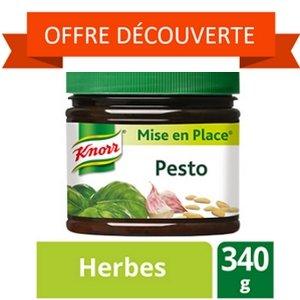 Une Mise En Place Pesto Vert offerte !