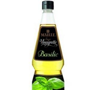 Une vinaigrette Maille au basilic offerte ! -