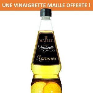 Une vinaigrette Maille offerte ! -