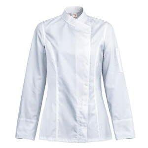 Veste de cuisine femme clement unilever food solutions - Clement veste de cuisine ...