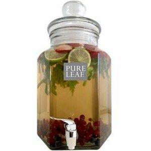 Vous avez gagné un kit Fontaine Pure Leaf pour cocktail à thé ! -