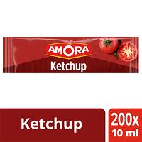 Amora Ketchup - Carton de 200 Dosettes de 10ml