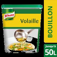 Knorr Bouillon de Volaille Déshydraté 1kg jusqu'à 50L