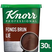 Knorr Fonds Brun Lié Déshydraté Boîte 750g  jusqu'à 30L