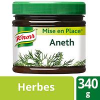 Knorr Mise en place Aneth Pot 340g