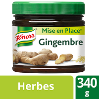 Knorr Mise en place Gingembre 340g