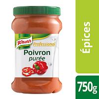 Knorr Professional Purée de poivron 750g