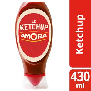 Amora Ketchup flacon souple 430 ml