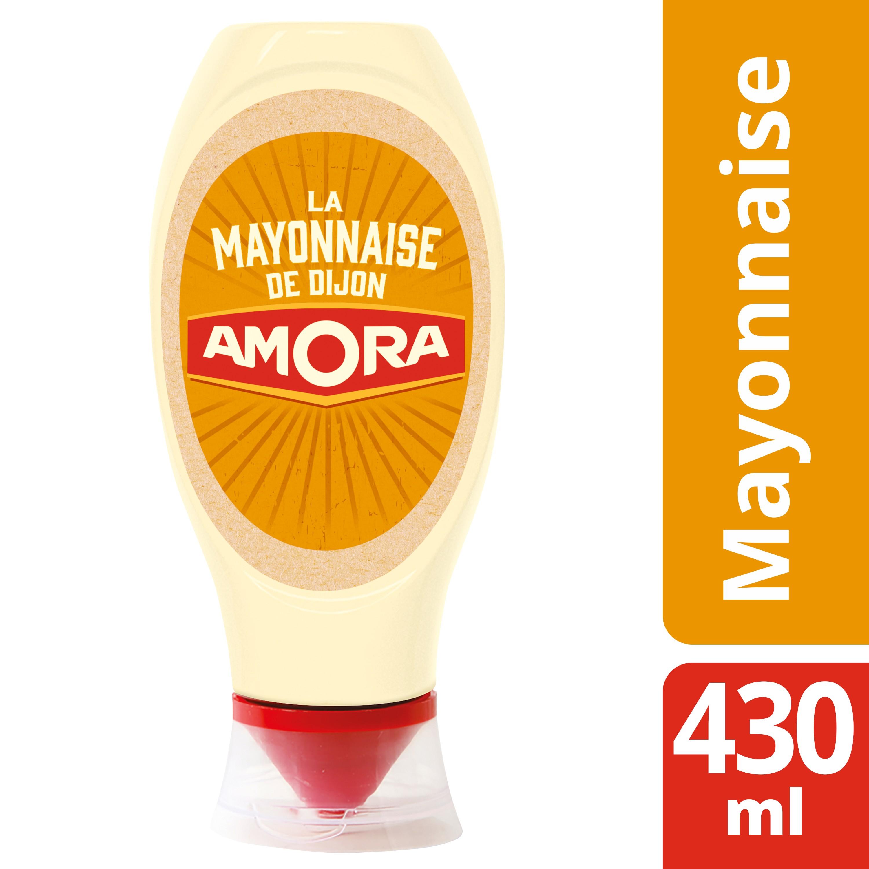 Amora Mayonnaise de Dijon Flacon 430ml