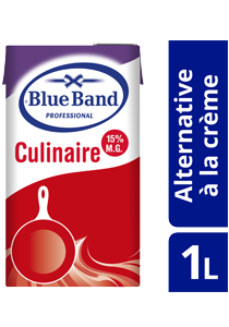 Blue Band Alternative à la crème Culinaire 15% 1L
