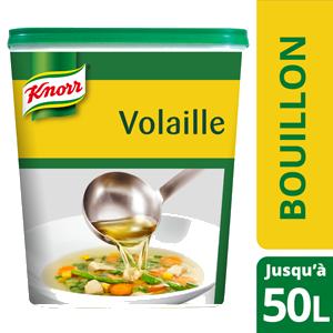 Knorr Bouillon de Volaille Déshydraté 1Kg