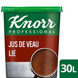 Knorr Jus de Veau Lié déshydraté 15 l à 30 l