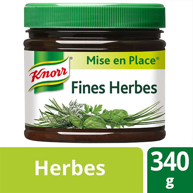 Knorr Mise en Place Fines herbes 340g Knorr  -