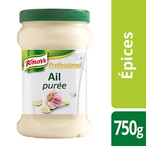 Knorr Professional Purée d'Ail Pot 750g