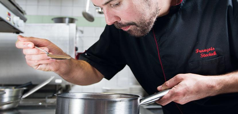 Knorr Professional Purée de 3 poivres 750g -