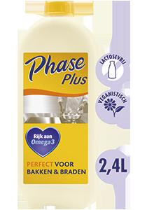 Phase Plus - Liquide végétal arôme beurre 2,4L