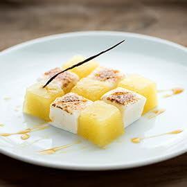 Ananas guimauve (Texture modifiée)