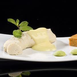 Filet d'aile de Raie Roulé Sauce Paloise (Texture modifié)