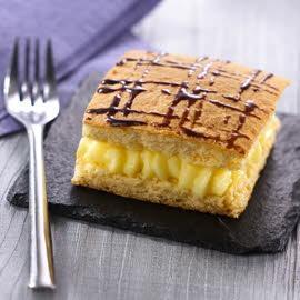 Gâteau aux amandes façon Basque
