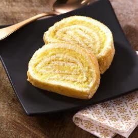 Gâteau roulé façon bras de Vénus