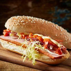 Hot Dog Oriental
