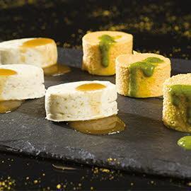 Sauté de dinde aux olives vertes et carottes (Texture Modifiée)