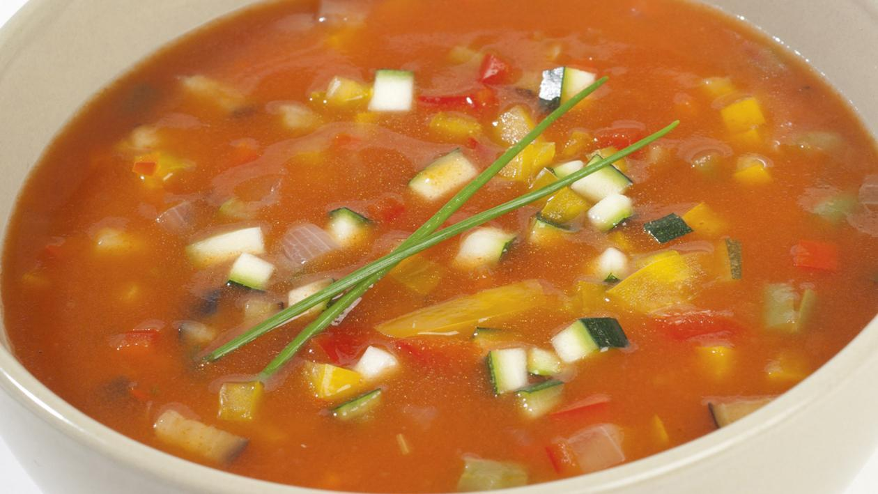 Douceur de légumes du sud – Recette
