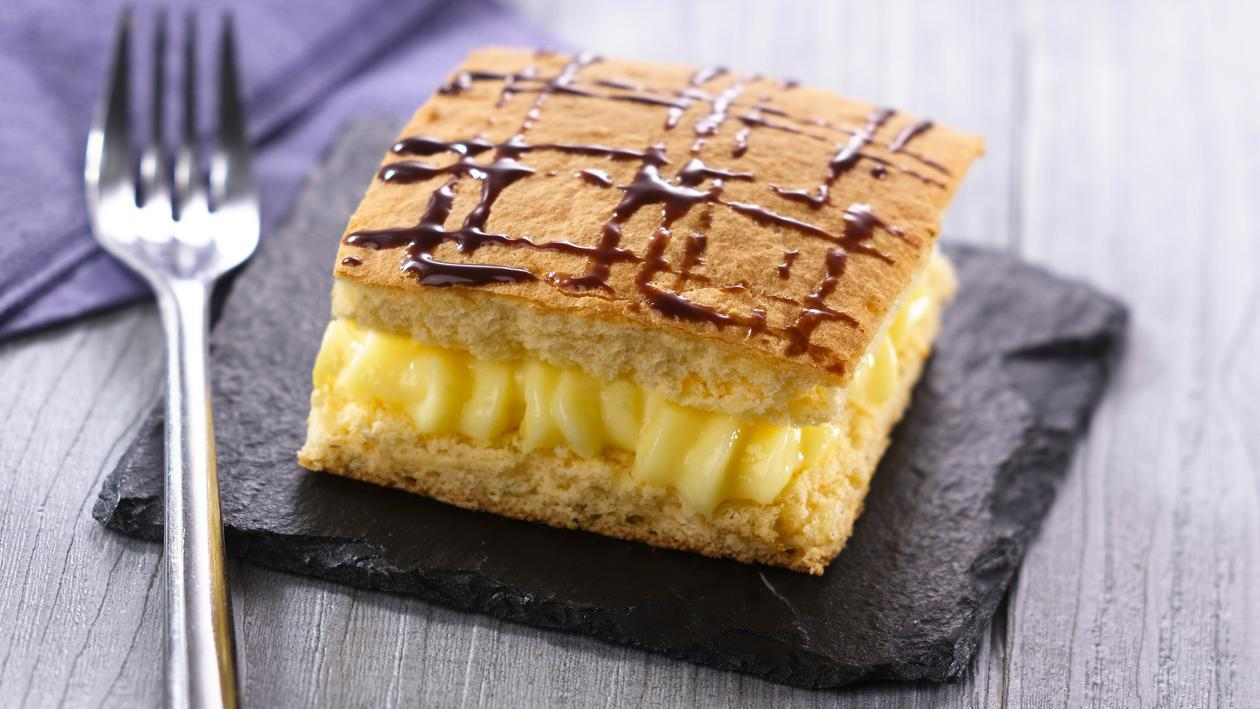 Gâteau aux amandes façon Basque – Recette