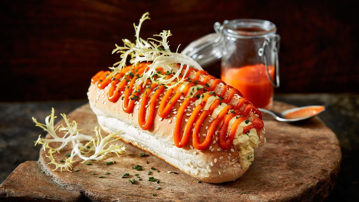 Hot Dog Guyanna – Recette