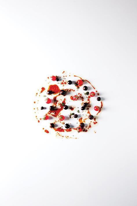Jus de boeuf aux cassis, groseilles et hibiscus – Recette
