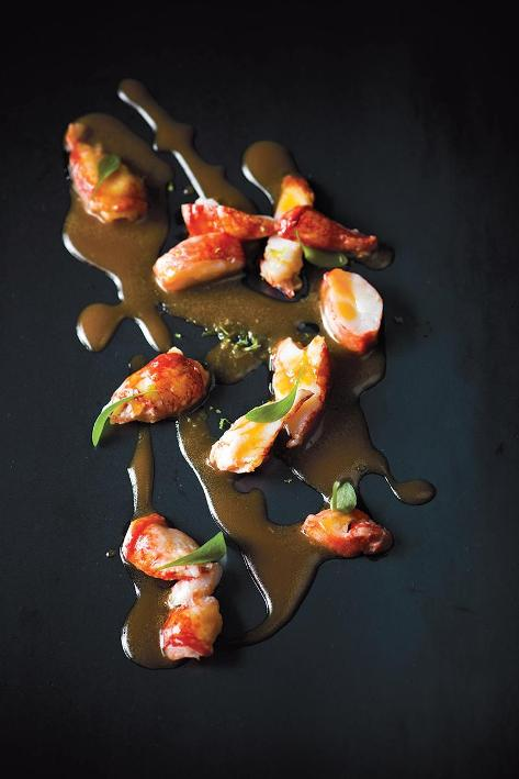 Jus de crustacés asiatique – Recette
