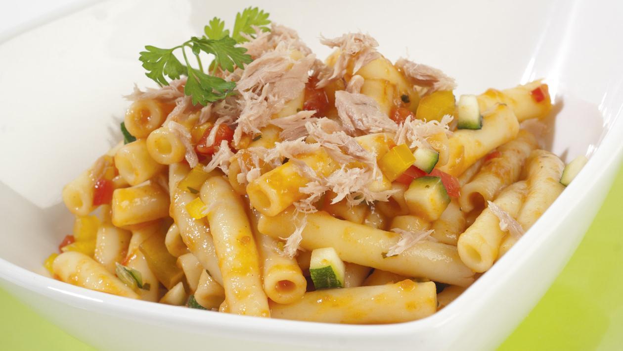 Macaronis thonnata – Recette