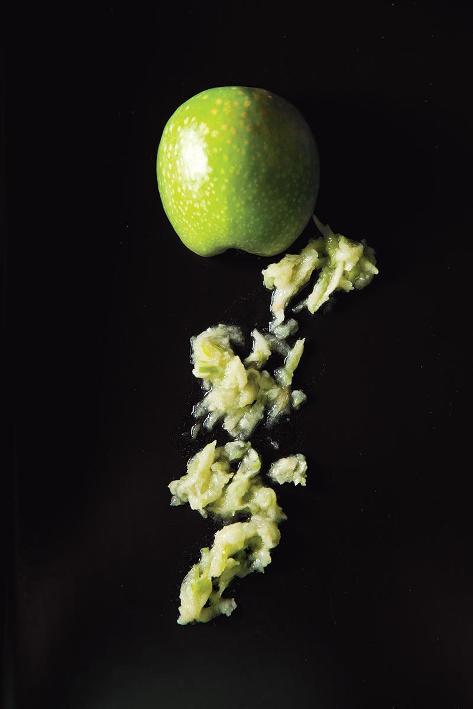 Purée de pommes vertes et de gingembre – Recette