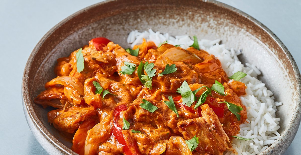 Tikka massala indien végétarien – Recette