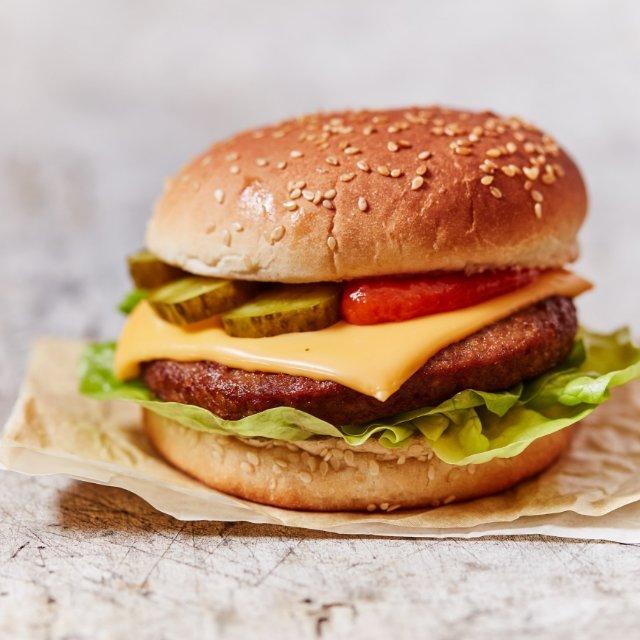 Véga Cheeseburger – Recette