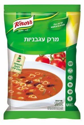 מרק עגבניות  קנור