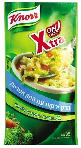 נמס בכוס אקסטרה מרק ירקות קנור 35 גרם -
