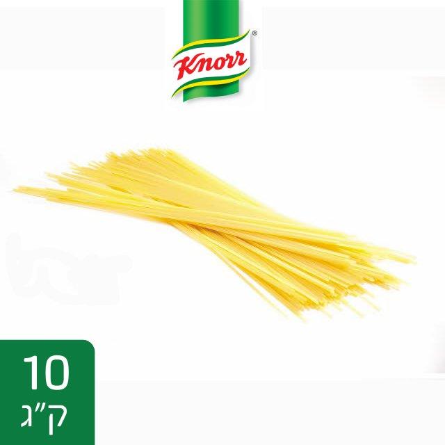 """פסטה ספגטי קנור 10 ק""""ג"""