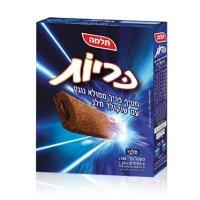 חטיף כריות ממולא נוגט ושוקולד חלב תלמה 25 גרם