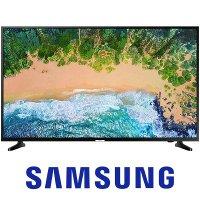 טלוויזיה חכמה סמסונג 50 אינץ' NU7090 4K UHD