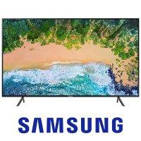טלוויזיה חכמה סמסונג 55 אינץ' NU7100 4K UHD