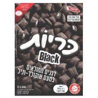 כריות Black דגנים ממולאים בטעם שוקולד-וניל תלמה 686 גרם