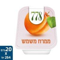 ממרח משמש 778 גביעונים 20 גרם