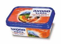 מרגרינה מחמאה בטעם חמאה בלו-בנד גביע 250 גרם