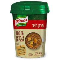 מרק בצל 100% רכיבים טבעיים קנור קופסה 400 גרם
